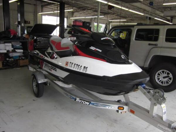 Sea-Doo Wake Pro 215 Watercraft